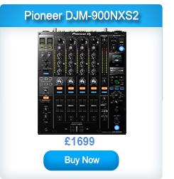 Pioneer DJM-900NXS2 Professional DJ Mixer
