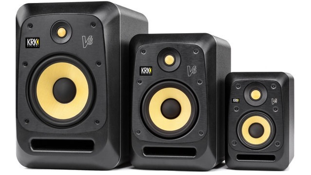 KRK V Series 4 Studio Monitors