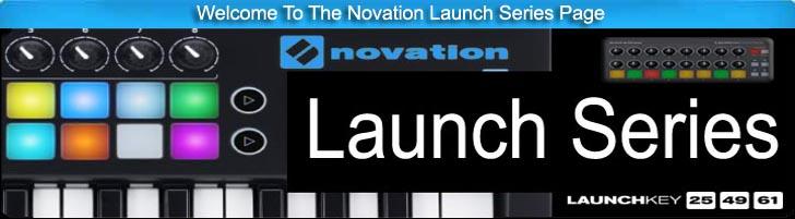 Novation Launch Series