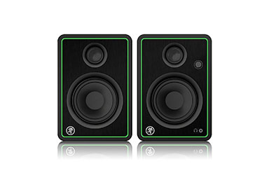 DJ and Studio Speakers