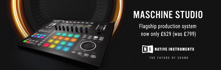 Native Instruments Maschine Studio Price drop