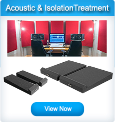 Acoustic and Isolation Treatment