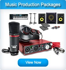 Music Production Packages