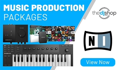 Native Instruments Music Production Package deals