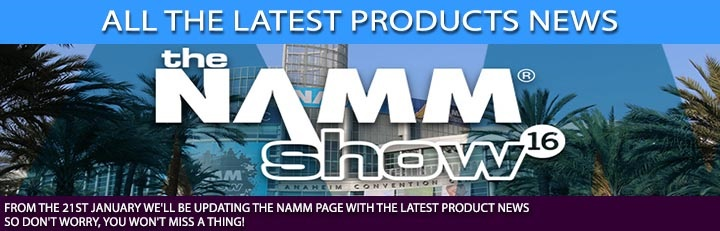 Where Music Begins: The Winter NAMM Show 2016