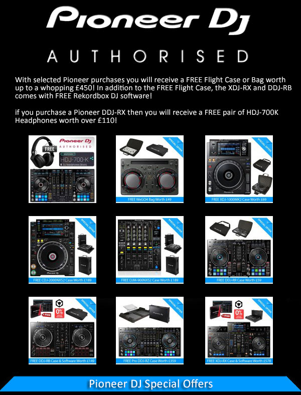 Pioneer DJ Special Offers