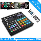 Native Instruments Maschine MK2 with 7 FREE Expansion Packs