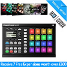 Maschine Mikro with 7 free Expansions
