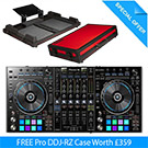 Pioneer DDJ-RZ DJ Controller with free case