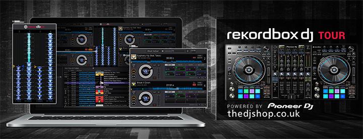 Rekordbox DJ Tour