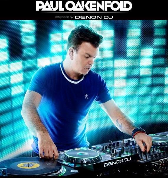 Paul Oakenfold joins Denon DJ