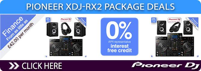 Pioneer XDJ-RX2 Package Deals