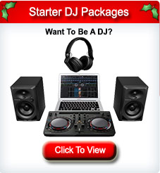 Starter DJ Packages