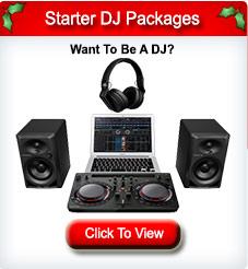 Starter DJ Packages