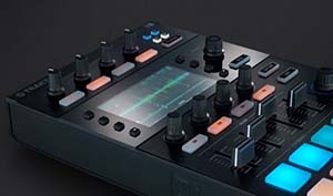 Traktor Kontrol D2 Touch and See