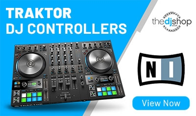 Native Instruments Traktor Kontrol DJ Controllers