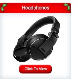 DJ and Studio Headphones - Gift Ideas