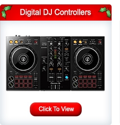 DJ Controllers Gift Ideas