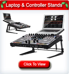 Laptop & Controller Stands