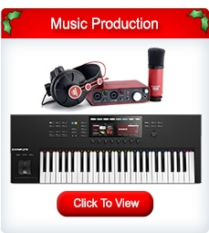 Music Production - Gift Ideas for Producers