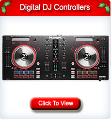 Digital DJ Controllers