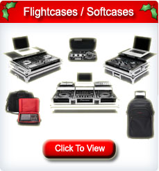 Flight cases / Soft cases