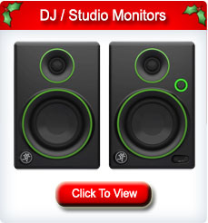 DJ / Studio Monitors