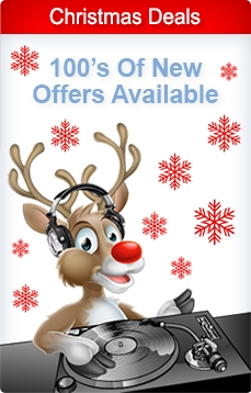 Christmas DJ Equpiment Offers and Deals