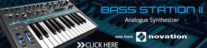 Novation Bass Station II Analogue Synth