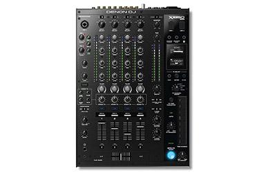 Denon DJ Mixers
