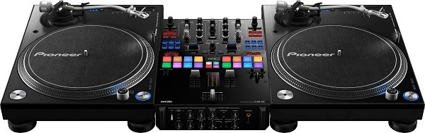Pioneer PLX-1000 DJ Turntable