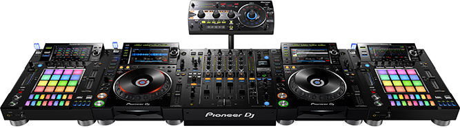 djs-1000 set-cdj-2000nxs2 djm-900nxs2 rmx-1000