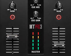 Mixtrack Pro 3 Filters