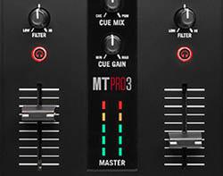 Mixtrack 3 Filters