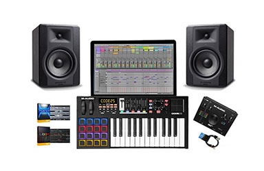 Music Production Package Deals