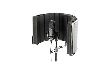 Microphones and Vocal Booths