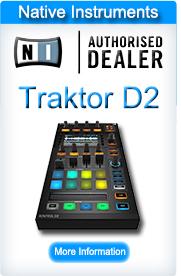 Traktor Kontrol D2 DJ Controller