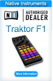 Traktor Kontrol F1 DJ Controller