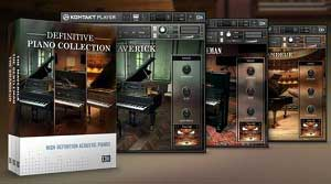 The Definitive Piano Collection