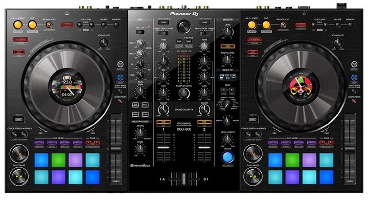 Best DJ Controllers 2019