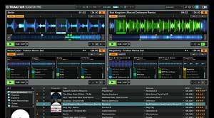 DESIGNED FOR TRAKTOR PRO SOFTWARE